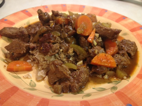 Cinnamon Beef Stew from Well Fed
